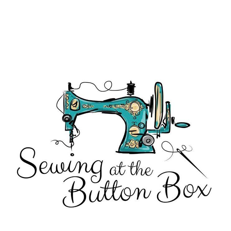 Sewing at The Button Box